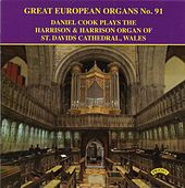 Great European Organs, Vol. 91 by Daniel Cook