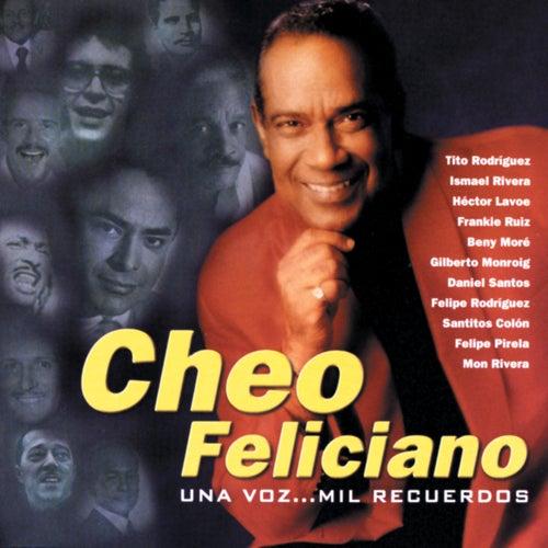 Play & Download Una Voz Mil Recuerdos by Cheo Feliciano | Napster