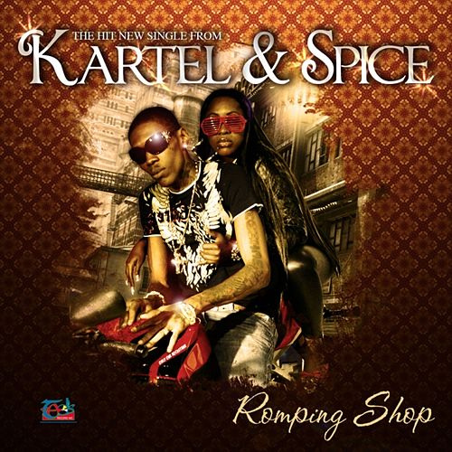 Romping Shop - Single by VYBZ Kartel