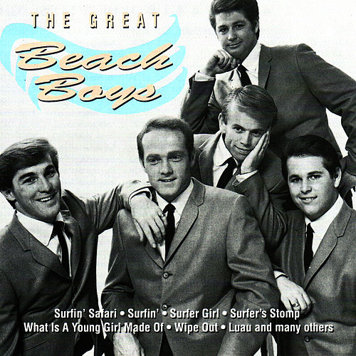 Play & Download The Great Beach Boys by The Beach Boys | Napster