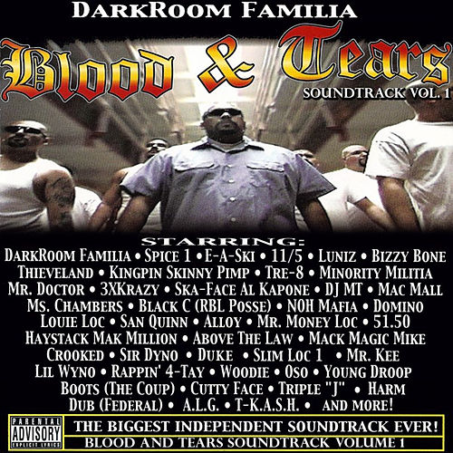 Play & Download Blood and Tears Soundtrack Vol 1 by Various Artists | Napster