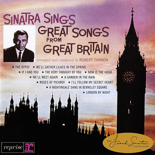 Play & Download Sinatra Sings Great Songs From Great Britain by Frank Sinatra | Napster