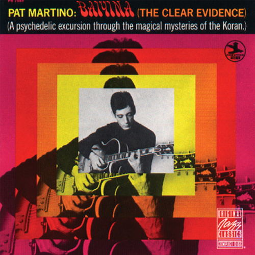 Baiyina (The Clear Evidence) by Pat Martino