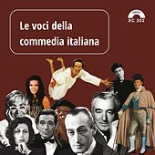 Le voci della commedia italiana by Various Artists