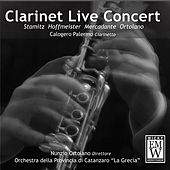 Clarinet Live Concert by Calogero Palermo