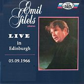 Live In Edinburgh by Emil Gilels