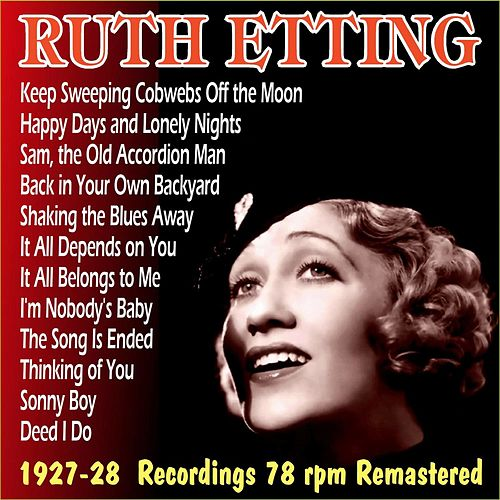 Recordings 1927-1928 by Ruth Etting