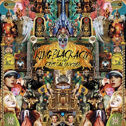 Super Beautiful Magic by King Black Acid