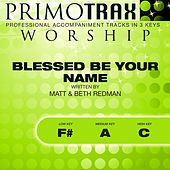 Blessed Be Your Name (Worship Primotrax) [Performance Tracks] - EP by Various Artists