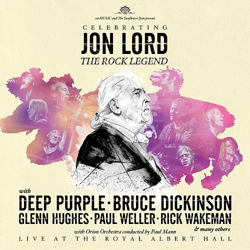 Celebrating Jon Lord - The Rock Legend (Live) by Jon Lord