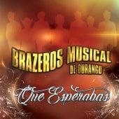Que Esperabas by Brazeros Musical De Durango