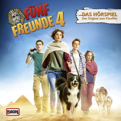 04/Das Original-Hörspiel zum Kinofilm von Fünf Freunde