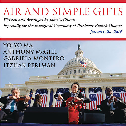 Air and Simple Gifts by Yo-Yo Ma