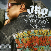 Rare Earth B-Boy Funk Vol. 2 by J-Ro Of Tha Liks