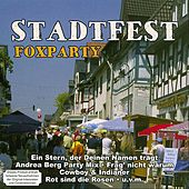 Stadtfest Foxparty by Various Artists