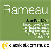 Play & Download Jean-Philippe Rameau, Hippolyte Et Aricie by Jean-Paul Lécot | Napster