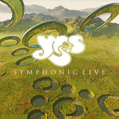 Play & Download Symphonic Live by Yes | Napster