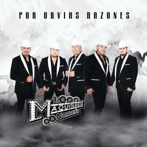 Por Obvias Razones by La Maquinaria Norteña