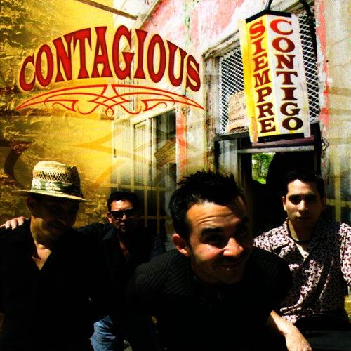 Play & Download Siempre Contigo by Contagious | Napster