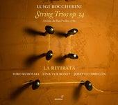 Boccherini: String Trios, Op. 34 by La Ritirata
