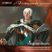 Bach: Celebratory Cantatas by Various Artists