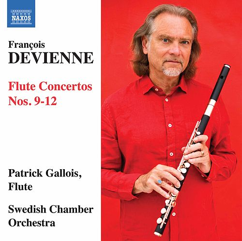 Devienne: Flute Concertos, Vol. 3 by Patrick Gallois