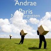 Not Forgotten (feat. Christi Tillman) by Andrae Paris