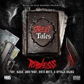 Street Tales (feat. Black, Appollo Valdez, Jakk Frost & Dirty White) by DJ BLESS
