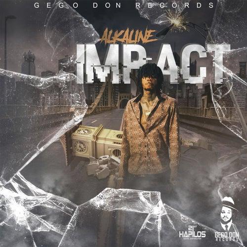 Impact by Alkaline