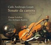 Lonati: Sonate da camera by Gunar Letzbor
