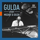 Mozart & Gulda Piano Works (Live) by Friedrich Gulda
