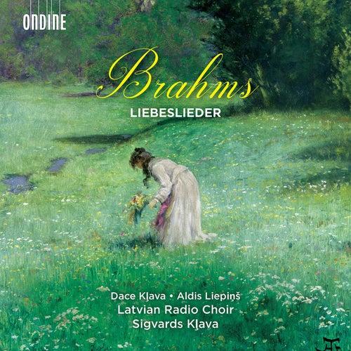 Brahms: Liebeslieder by Latvian Radio Choir