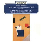 Shostakovich: Complete String Quartets, Vol. 3 by Shostakovich Quartet