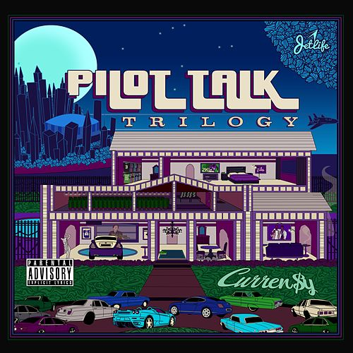 Pilot Talk Trilogy von Curren$y