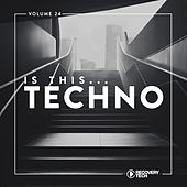 Is This Techno?, Vol. 24 by Various Artists