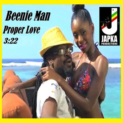 Proper Love by Beenie Man