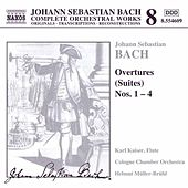 Play & Download Overtures (Suites) Nos. 1 - 4 by Johann Sebastian Bach | Napster