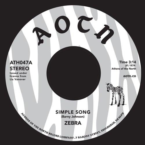 Simple Song von Zebra