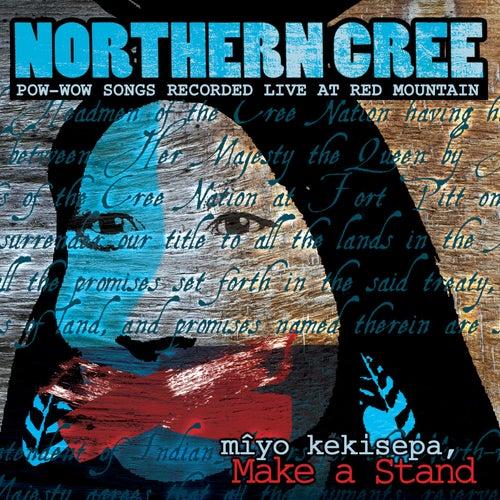 mîyo kekisepa, Make a Stand by Northern Cree
