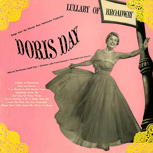 Lullaby Of Broadway by Doris Day
