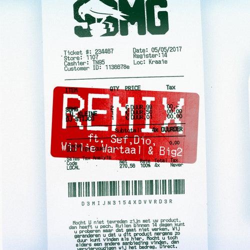 4x Duurder (Remix) van Sbmg