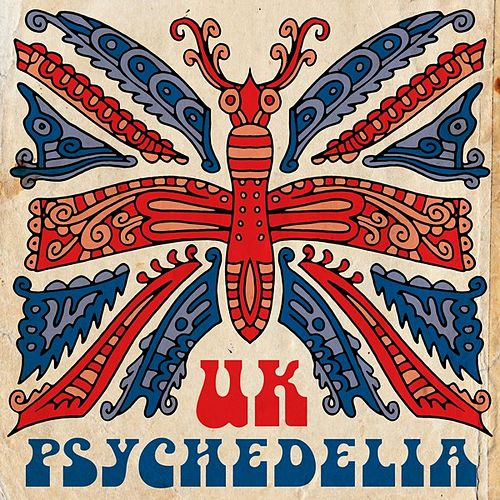 UK Psychedelia by Various Artists