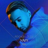 Pochon bleu de Naps (Rap/Hip-Hop)