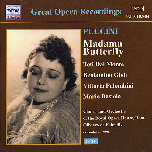 Play & Download Madama Butterfly by Giacomo Puccini | Napster
