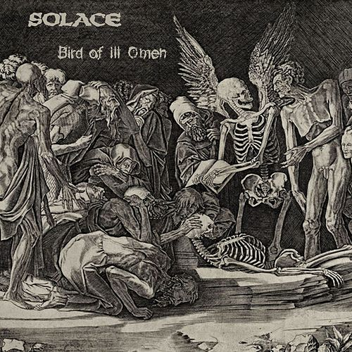 Solace - Bird of Ill Omen by Solace