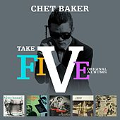Take Five Original Albums von Chet Baker