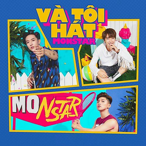 Va Toi Hat by Monstar