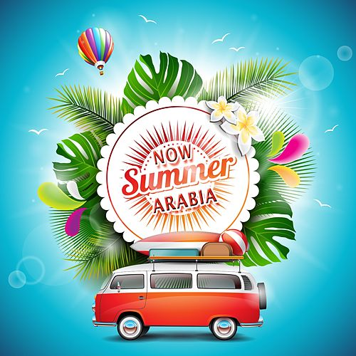Now Summer Arabia by Various Artists