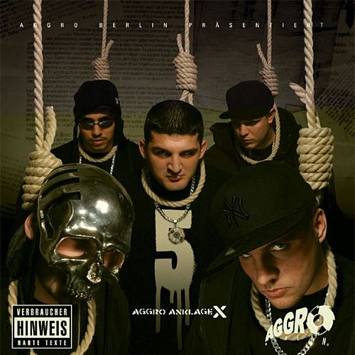 Aggro Ansage Nr. 5 X by Various Artists