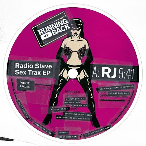 Sex Trax EP by Radio Slave